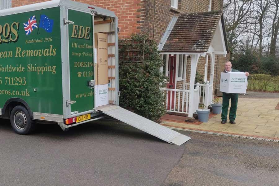 Ede Bros Removal Service
